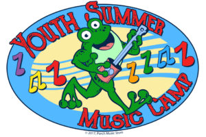 Youth Summer Music Camp Schedule
